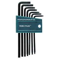 WHT817-36690 - Wiha ToolsTorxPlus® Long Arm L-Key Sets
