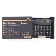 WHT817-71990 - Wiha ToolsSecurity Bit Sets