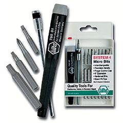 WHT817-75992 - Wiha Tools - Micro Bit Compact Precision Tech Sets