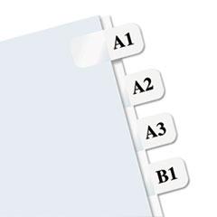 RTG39000 - Redi-Tag® Laser and Inkjet Printable Index Tabs