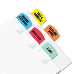 RTG39020 - Redi-Tag® Laser and Inkjet Printable Index Tabs