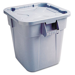RCP352700GY - Rubbermaid Commercial® Square Brute® Lid