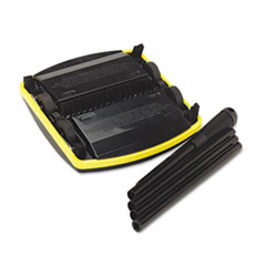 RCP421288BLA - Rubbermaid Commercial® Manual Floor and Carpet Sweeper