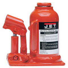 JET825-453322 - JetJHJ Series Heavy-Duty Industrial Bottle Jacks