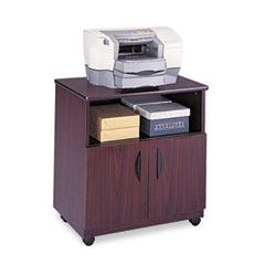SAF1850MH - Safco® Machine Stand with Open Compartment