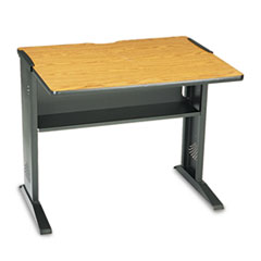 SAF1930 - Safco® Computer Desk with Reversible Top