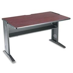 SAF1931 - Safco® Computer Desk with Reversible Top