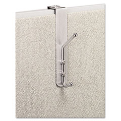 SAF4167 - Safco® Over-The-Panel Coat Hook