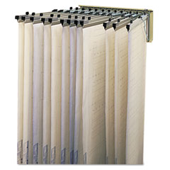 SAF5016 - Safco® Sheet File Pivot Wall Rack