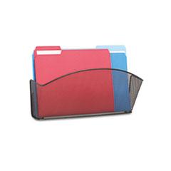 SAF5653BL - Safco® Onyx™ Mesh Wall Pockets