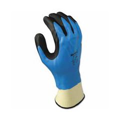 ORS845-377L-08 - Best GloveBest Glove Showa Foam Grip 377 Nitrile-Coated Gloves