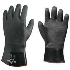 SHA845-6781R-10 - SHOWAInsulated Neoprene 12 Gauntlet Glove, Black, Rough, Large