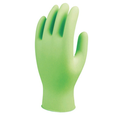 SHA845-7705PFTXL - SHOWADisp Powder-Free- Textured Fingertips- Ds100