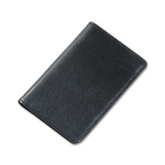 SAM81220 - Samsill® Regal™ Leather Business Card Wallet