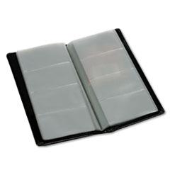 SAM81240 - Samsill® Regal™ Leather Business Card File