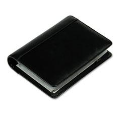 SAM81270 - Samsill® Regal™ Leather Business Card Binder