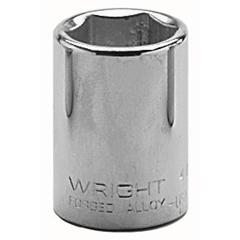"WRT875-4326 - Wright Tool1/2"" Dr. Standard Sockets"