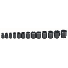 WRT875-415 - Wright Tool13 Piece Impact Socket Sets
