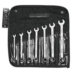 WRT875-707 - Wright Tool7 Piece Combination Wrench Sets