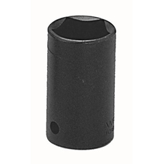 WRT875-9076 - Wright Tool - 5 Point Black Penta Sockets