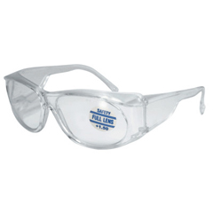 ANR101-MS150 - Anchor BrandFull-Lens Magnifying Safety Glasses, 1.50 Diopter, Clear