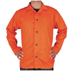 BWL902-1230-XXL - Best WeldsPremium Flame Retardant Jacket, 2X-Large, Orange