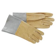 BWL902-40TIG-L - Best WeldsDeer Split Leather Tig Welding Gloves, Large, Pearl Gray