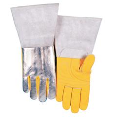 BWL902-650H-XL - Best WeldsHigh Heat Welding Gloves, Top Grain Cowhide, X-Large, Buck Tan
