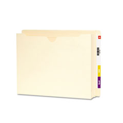"""SMD76910 - Smead® Heavyweight End Tab File Jacket with 2"""" Expansion"""
