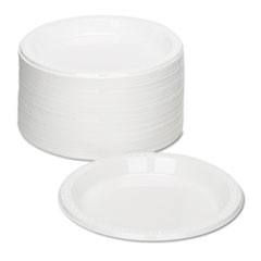 TBL9644WH - Tablemate® Plastic Dinnerware