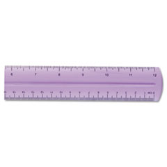 ACM12975 - Westcott® Jeweltone Plastic Ruler