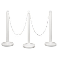 TCO12400 - Tatco Plastic Chain for Crowd Control Stanchions