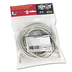 TRPN002025GY - Tripp Lite CAT5e Molded Patch Cable