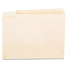 UNV12115 - Universal® Top Tab Manila File Folders