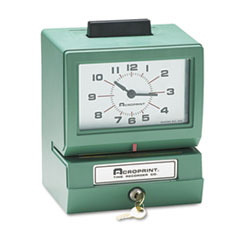 ACP01107040A - Acroprint® Heavy-Duty Time Recorders