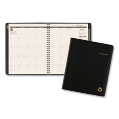 AAG70120G05 - AT-A-GLANCE® Recycled Monthly Planner
