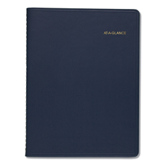 AAG7026020 - Monthly Planner, 11 x 8 7/8, Navy, 2020-2021