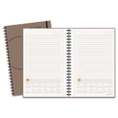 AAG70621030 - AT-A-GLANCE® Plan. Write. Remember.® Planning Notebook with Reference Calendar