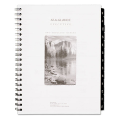 AAG7091510 - AT-A-GLANCE® Executive® Fashion Weekly/Monthly Planner Refill