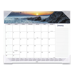 AAG89803 - AT-A-GLANCE® Seascape Panoramic Desk Pad