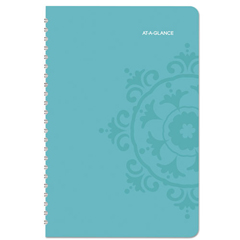 AAG917P200 - AT-A-GLANCE® Suzani Weekly/Monthly Appointment Book
