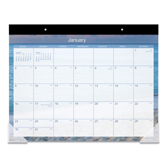 AAGDMDTE232 - AT-A-GLANCE® Tropical Escape Desk Pad