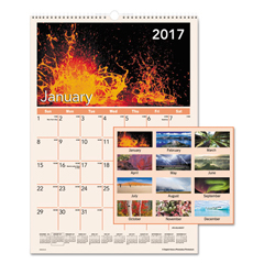 AAGDMW40328 - AT-A-GLANCE® Mother Nature Monthly Wall Calendar