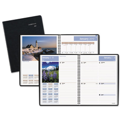 AAGG70017 - DayMinder® Scenic Weekly/Monthly Planner