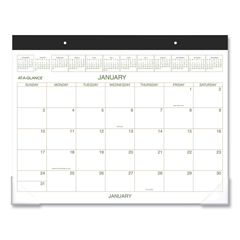 AAGGG250000 - AT-A-GLANCE® Two-Color Desk Pad