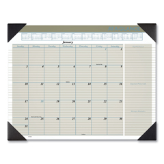 AAGHT1500 - AT-A-GLANCE® Executive® Monthly Desk Pad Calendar