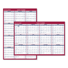 AAGPM2628 - AT-A-GLANCE® Erasable Vertical/Horizontal Wall Planner