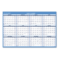 AAGPM30028 - AT-A-GLANCE® Horizontal Erasable Wall Planner