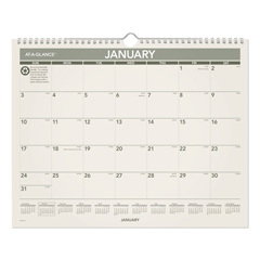 AAGPMG7728 - AT-A-GLANCE® Recycled Wall Calendar
