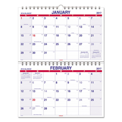 AAGPMLF928 - AT-A-GLANCE® Move-A-Page Two-Month Wall Calendar
